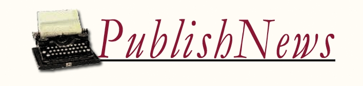Primeiro logo do PublishNews
