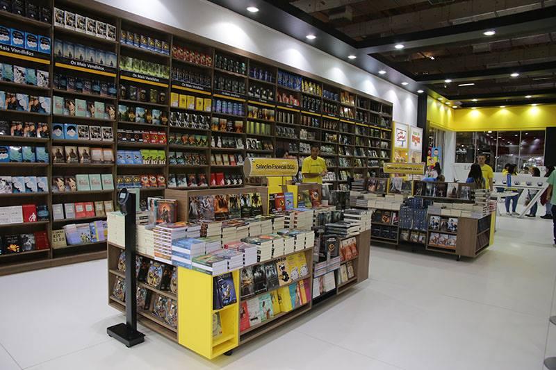 Saraiva deve fechar duas lojas até o final desse ano | © Divulgação