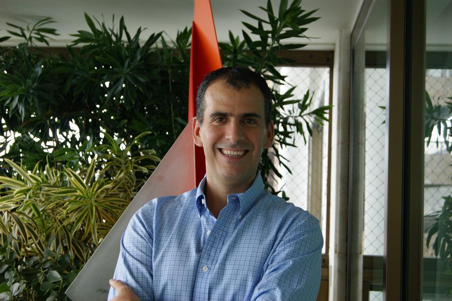 Marcos Pereira é um dos convidados do CEO Talk da Feira de Frankfurt | © Divulgação