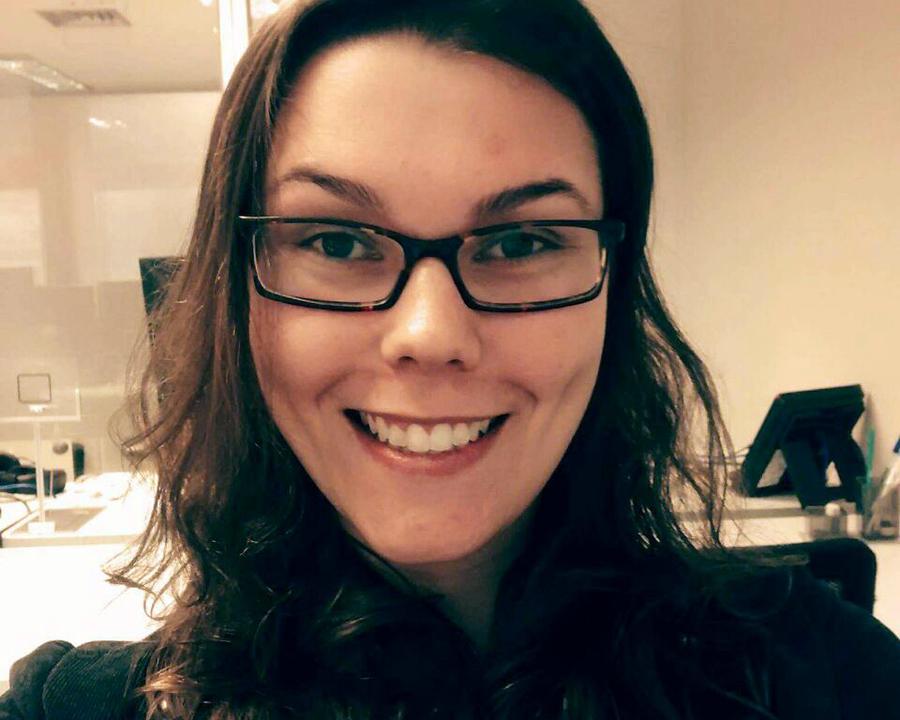 Julia Kastrup, 'evangelizadora' da Bookshare, está buscando conteúdo em português das editoras brasileiras