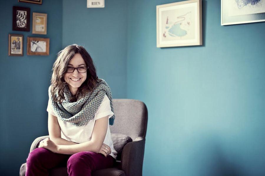 Carol Bensimon conduz oficina de contos no CCBB de BH | © Roberta Sant'Anna