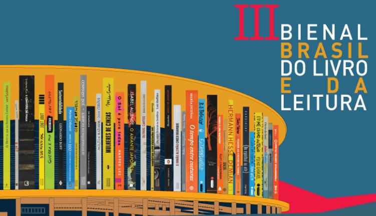 Resultado de imagem para bienal do livro 2016 df