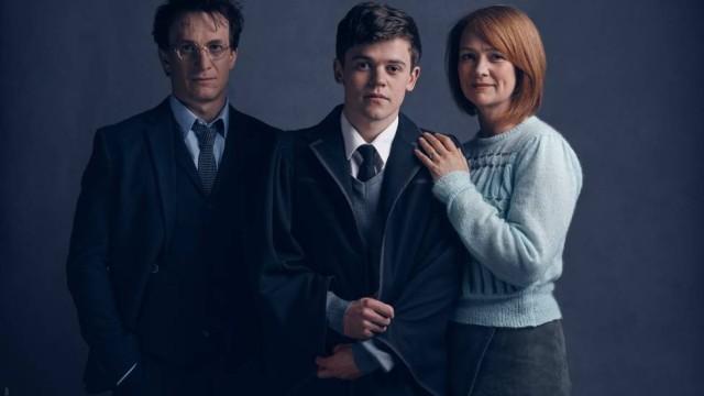 Harry Potter aparece 19 anos mais velho em 'Harry Potter and the cursed child' | © Divulgação