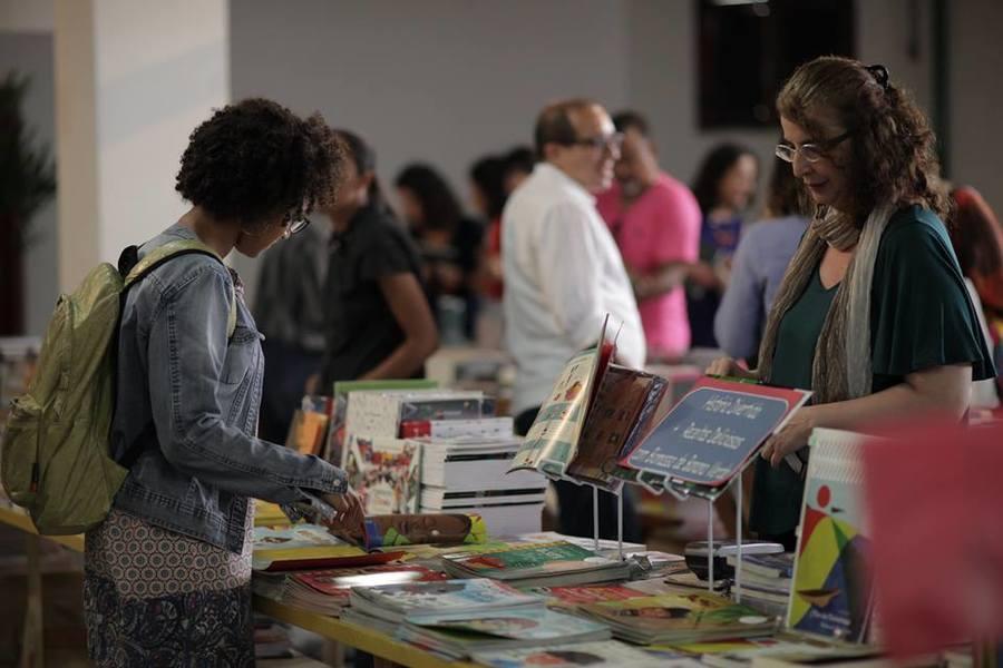 A Primavera Literária de Salvador é realizada pela Liga Brasileira dos Editores (Libre)   © Heder Novaes
