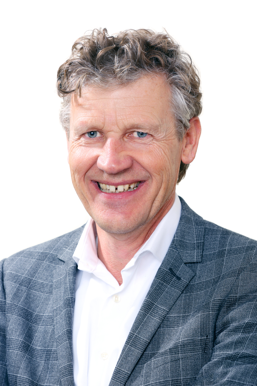 Wiet de Brujin, CEO da VBK Publishers, aponta crescimento de 3,5% do mercado holandês de livros | © Divulgação