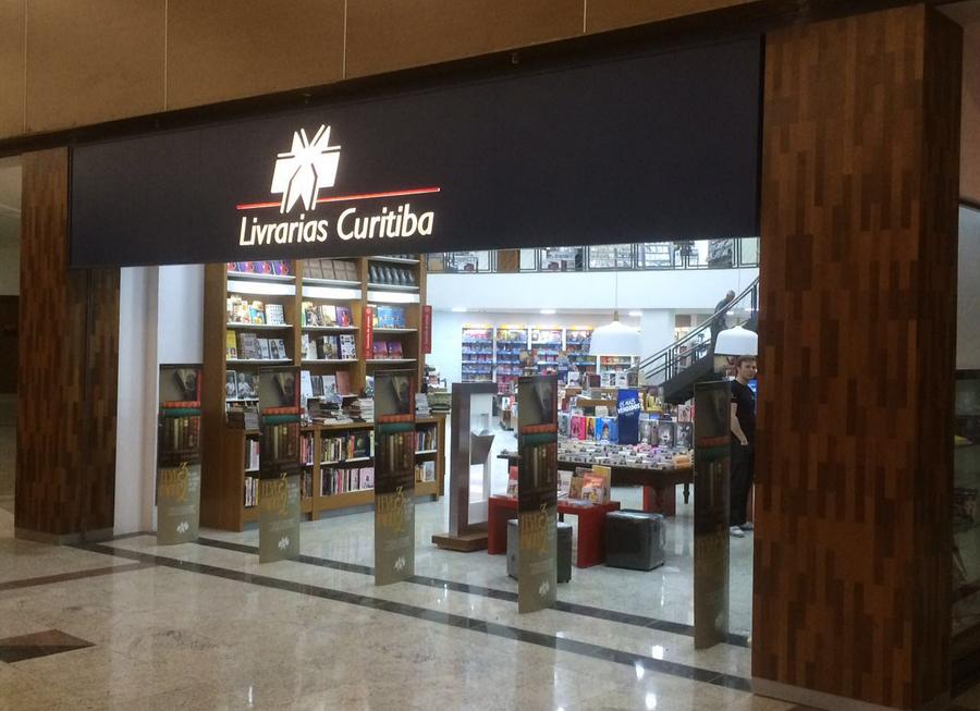 Livrarias Curitiba inaugura loja em São José dos Campos | © Augusto Pedri