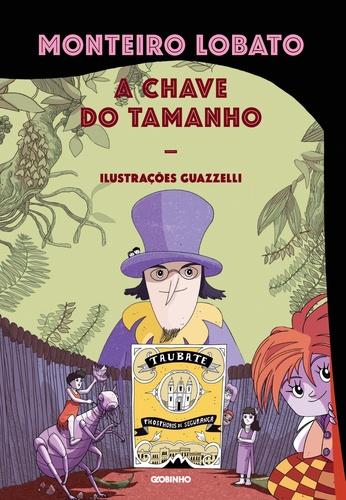 Nova edição de 'A chave do tamanho' chega às livrarias com ilustrações de Guazzelli