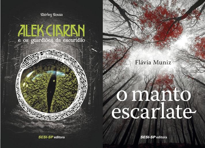 Apostas da SESI Editora para a Comic Con Experience 2016   © Divulgação