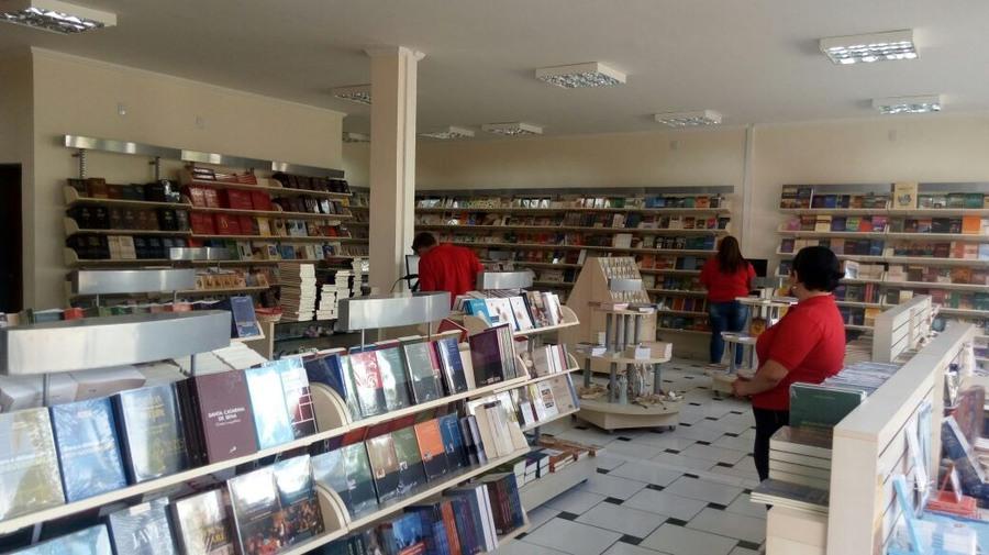 PAULUS Livraria inaugura loja em Sorocaba | © Divulgação