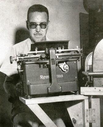 Jeronymo Monteiro é considerado o 'Pai da Ficção Científica no Brasil'   © Divulgação