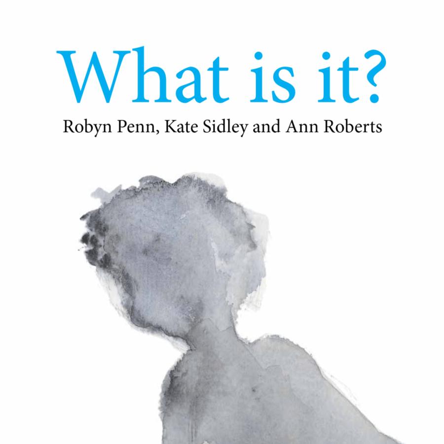Capa do livro What is it?, editado pela Book Dash