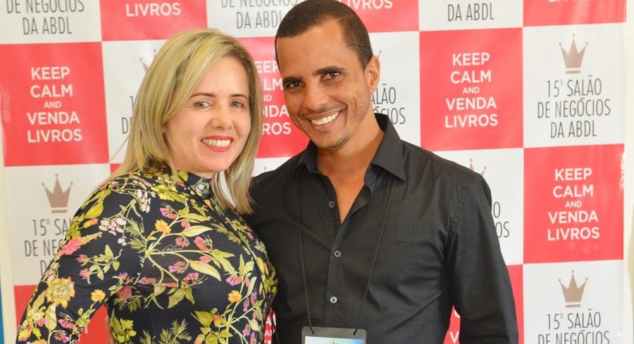 André Santana e Maria Celina Oliveira, casados e sócios da PRODAE | © Elisangela Borges