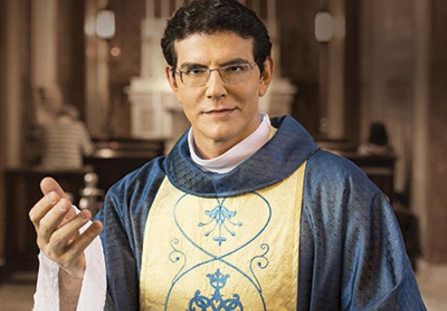Por um descuido, os números de vendas do livro Batalha espiritual, do padre Reginaldo Manzotti não foram computados | © Divulgação