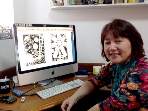 Lilian Mitsunaga é uma das homenageadas no Festival Guia dos Quadrinhos | © Companhia das Letras