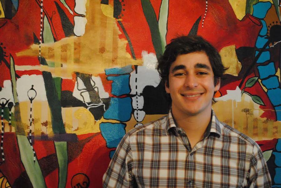 Raphael Secchin, fundador da Bibliomundi | © Divulgação