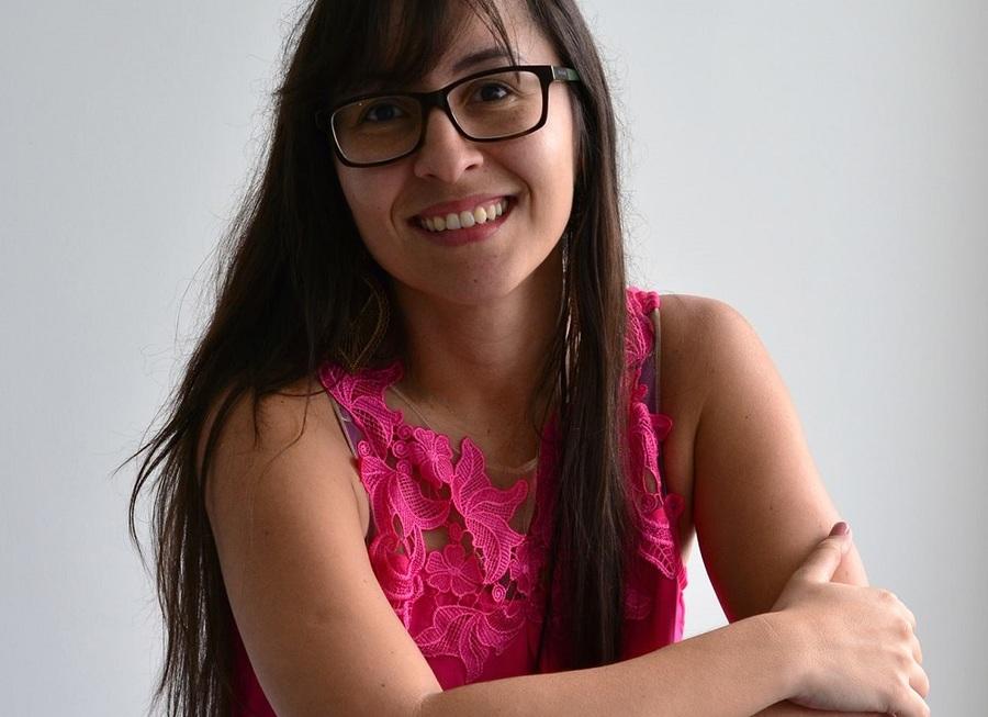 Viviane Lordello, cofundadora do Skoob que reúne quatro milhões de usuários ativos | © Divulgação