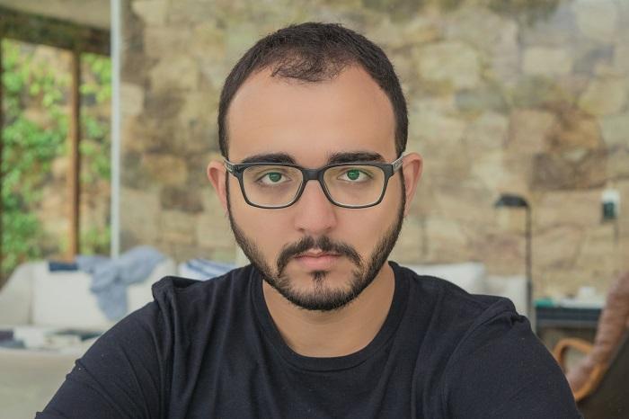 Raphael Montes é um dos destaques da programação da Saraiva na Flip |© Victor Prataviera