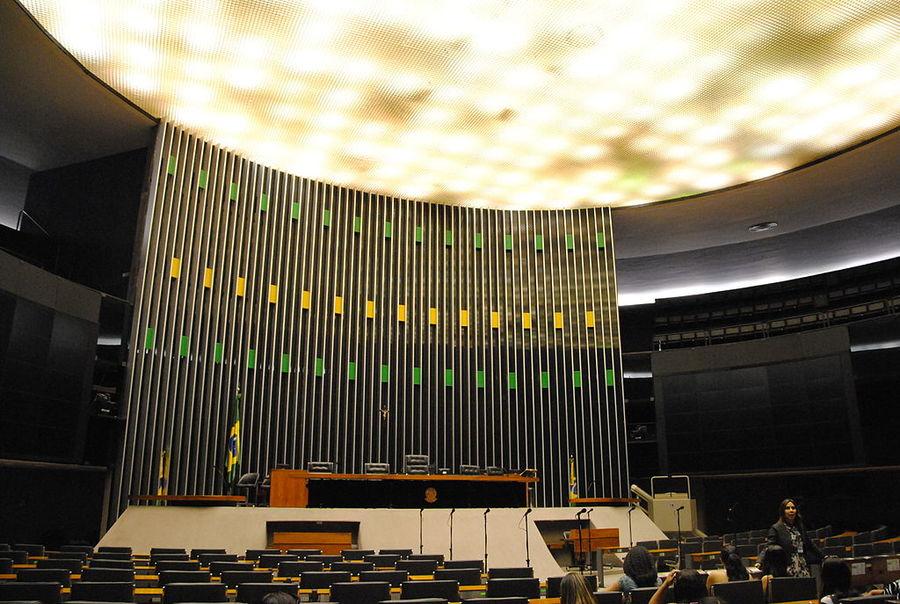 Lei Castilho recebe relatório favorável na Comissão de Cultura da Câmara dos Deputados | © Leandro Neumann Ciuffo / WikiCommons