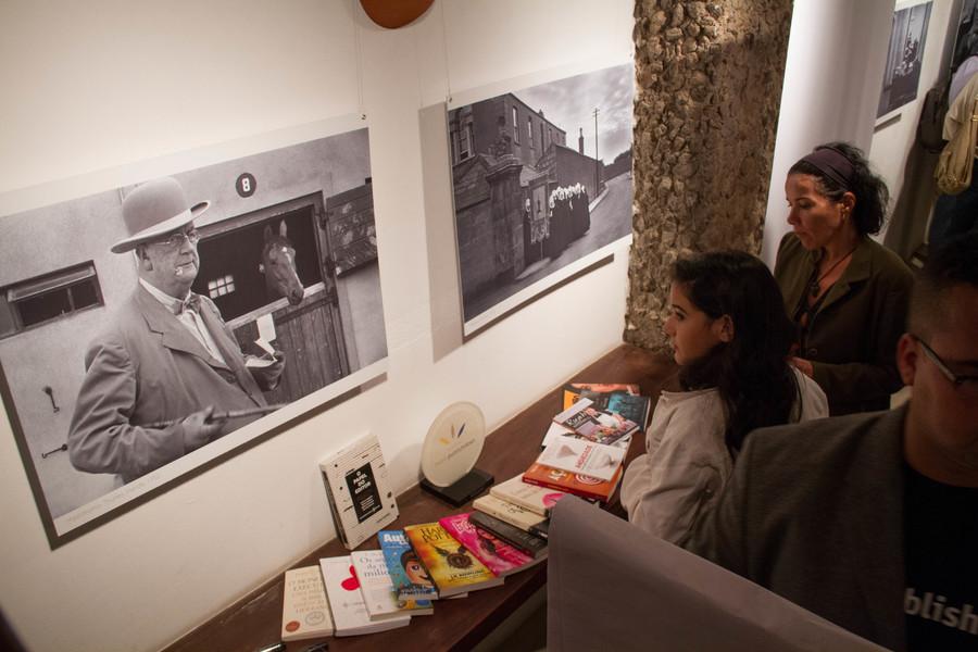 Exposição Henri Cartier-Bresson - Fotógrafo ficará na Casa até domingo | © Julio Vilela