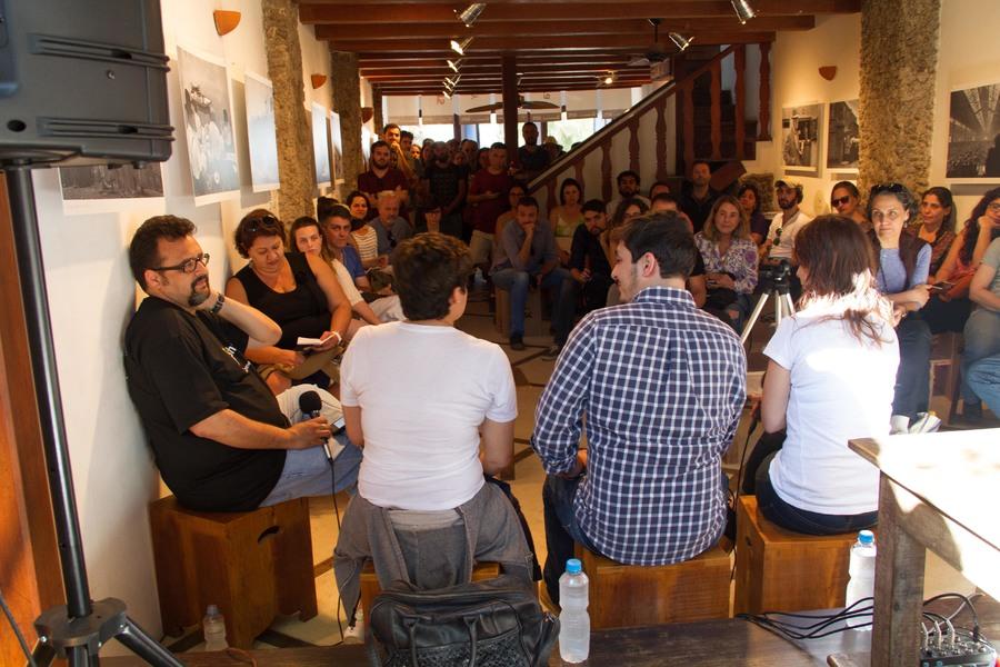 A Casa ficou cheia para acompanhar a mesa 'Pensando fora da Amazon' | © Julio Vilela