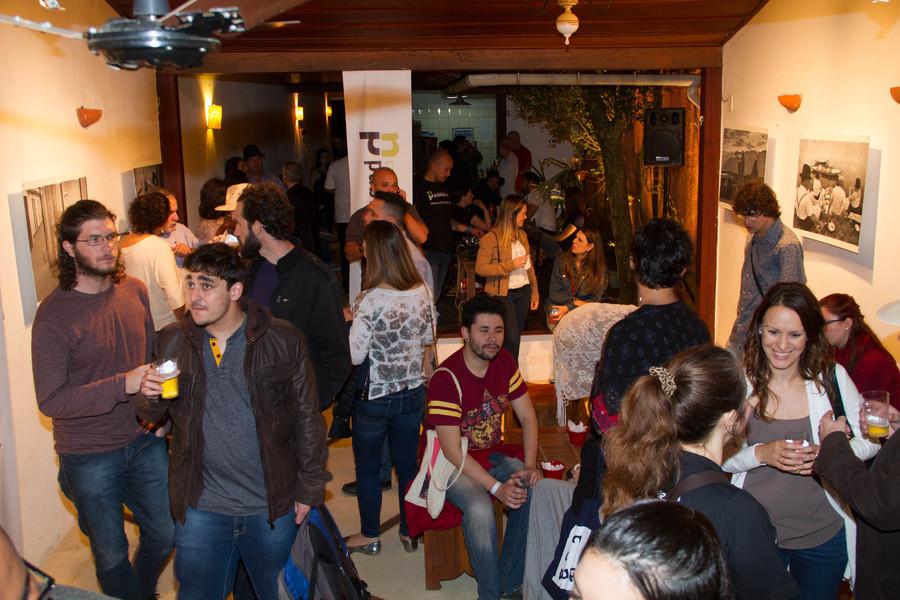 Happy Hour da Metabooks e Frankfurt Book Fair abriu oficialmente a programação da Casa PublishNews em Paraty | © Julio Vilela