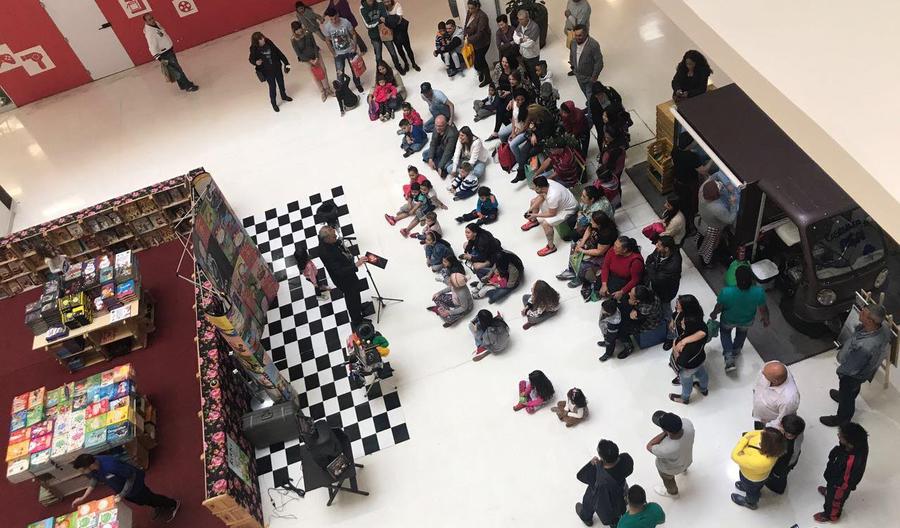 f9d2eb5144916 O Shopping Metrô Tucuruvi (Av. Dr Antonio Maria Laet, 566 - São Paulo   SP)  abriga, até 14 de setembro, a Feira do Livro do Shopping Metrô Tucuruvi.