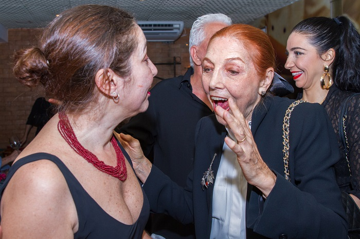 Marina Colasanti e sua filha Fabiana Colasanti | © Diego Lima