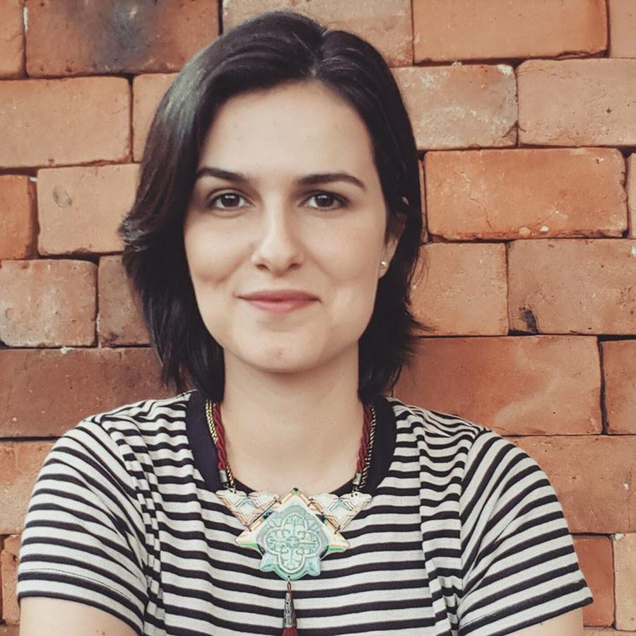 Raíssa Pena, responsável pelos projetos editoriais da Catarse | © Arquivo Pessoal