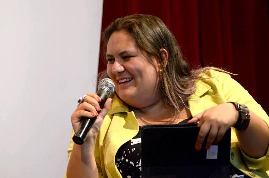 Jornalista Jéssica Balbino é a idealizadora do projeto 'Margens' | © redes sociais