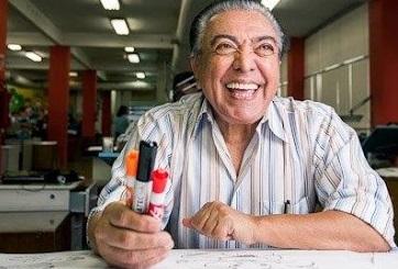 Depois de ser patrono da Feira do Livro de Humor de Piracicaba, Mauricio de Sousa terá a sua biografia distribuída entre as escolas da rede municipal da cidade do interior paulista | © Divulgação