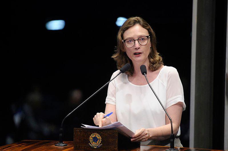 Deputada Maria do Rosário fez relatório favorável à Lei Castilho que está nos finalmentes de sua tramitação no Parlamento