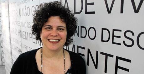 Rejane Dias participa de um webinar durante o Abril do Livro na Casa Educação | © Divulgação