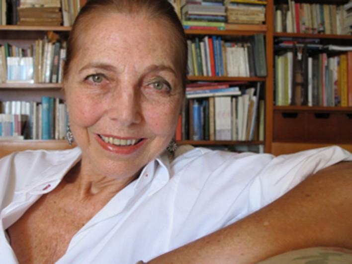 Marina Colasanti é uma das autoras que tiveram livros selecionados para o Quindim de março | © Alessandra Colasanti