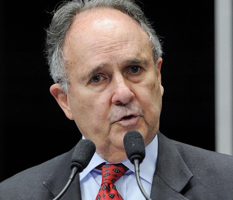 Cristovam Buarque   © Pedro França / Agência Senado
