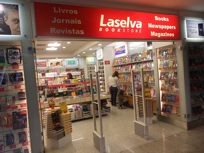 Laselva Bookstore   © Eduardo P / Wikicommons