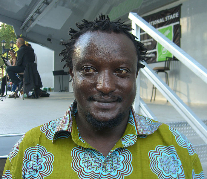 Binyavanga Wainaina no Brooklyn Book Festival de 2009 | © Nightscream / WikiCommons