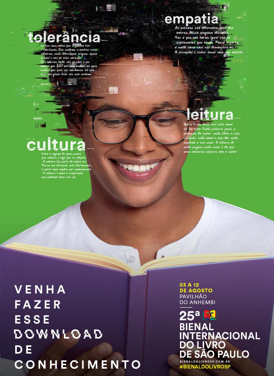 0c80a70c1 Começou na tarde desta terça (29) a venda antecipada de ingressos para a  25ª Bienal Internacional do Livro de São Paulo (3 a 12 08).