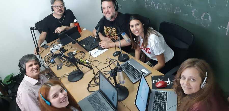 Beto Junqueyra, publisher da Estrela Cultural, participa do Podcast do PublishNews | © Zé Barrichello