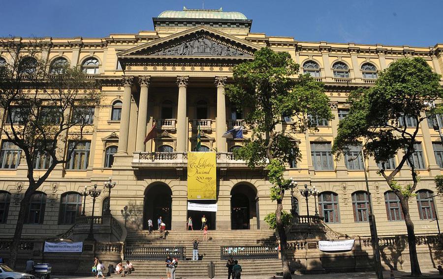 Biblioteca Nacional | © Ministério da Cultura / André Melo