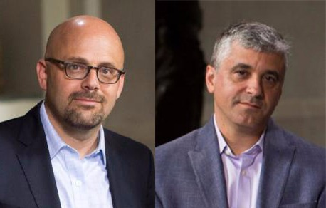 Daniel Ziblatt e Steven Levitsky são autores do livro 'Como as democracias morrem' (Zahar) que estreia nessa semana na Lista dos Mais Vendidos | © Divulgação / Zahar