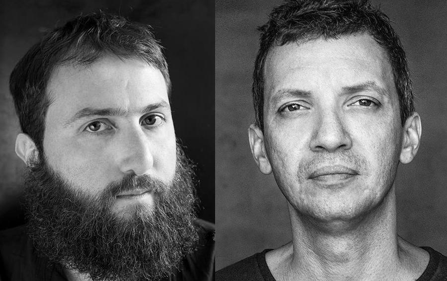 Julián Fuks e Tiago Ferro estão na atração da Tarrafa Literária de 2018 | © Lisbeth Salas / © Divulgação