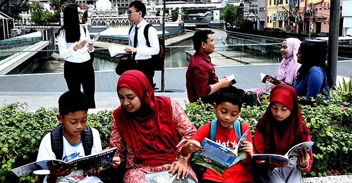 Unesco elege Kuala Lumpur 'Capital Mundial dos Livros' de 2020 | © Divulgação / Unesco