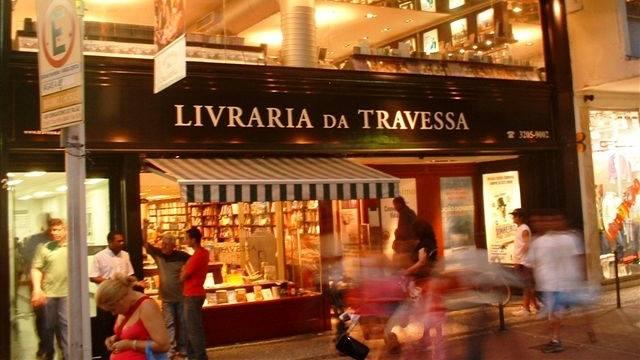 Livraria da Travessa é uma das principais casas do Rio de Janeiro   © Redes sociais da livraria