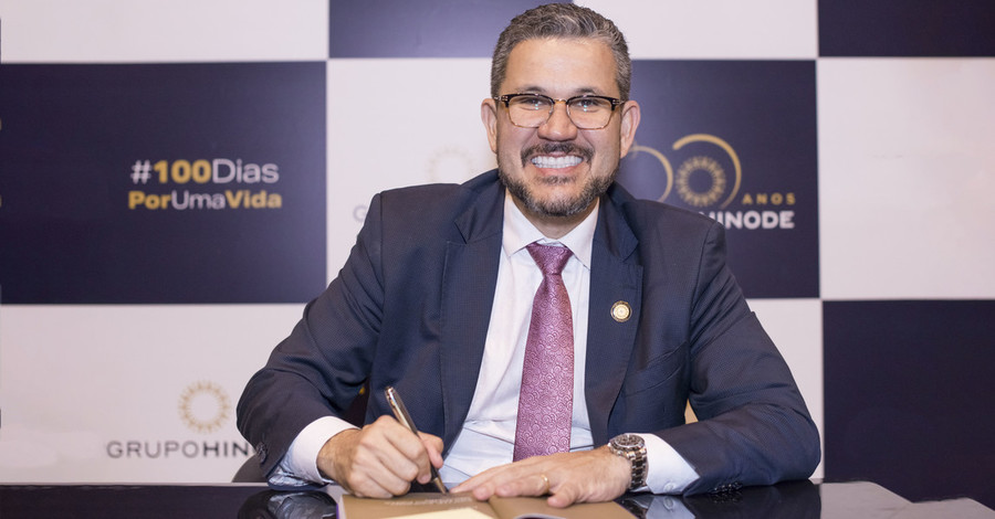 Sandro Rodrigues, presidente da Hinode, chega à lista dos mais vendidos | © LinkedIn do autor