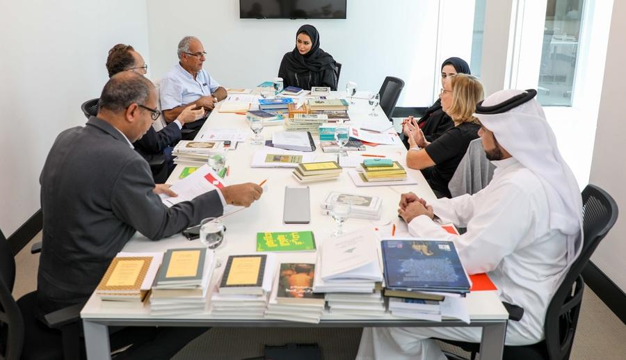 Comitê de avaliação dos livros submetidos ao Turjuman. Vencedor levará 1,3 milhão de dirhams | © Divulgação