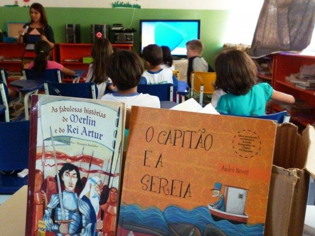 Projeto de Lei quer obrigar a destinação de no mínimo 3% dos recursos do Programa Dinheiro Direto na Escola para a compra de livros | © Divulgação / FNDE