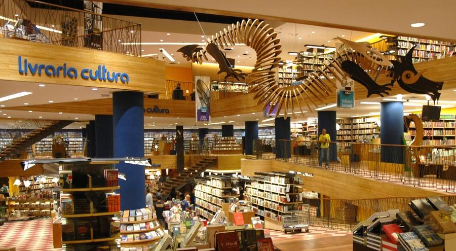 Livraria Cultura teve pedido de recuperação judicial aprovado e deverá apresentar seu plano até dezembro | © Divulgação