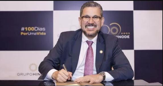 Sandro Rodrigues é autor do livro 'Crença inabalável', que ganhou terreno na lista dos mais vendidos dessa semana | © Redes sociais do autor