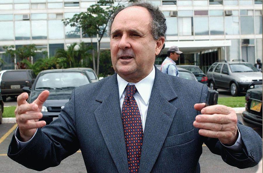 Cristovam Buarque será, pela segunda vez, o relator do PL da Divulgação Escolar | © José Cruz / Agência Brasil