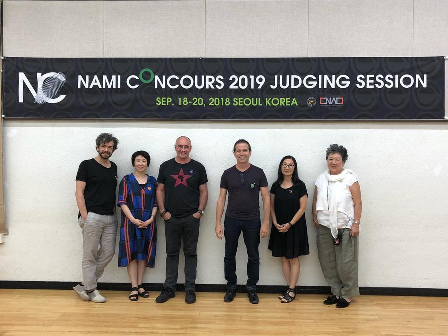 Roger Mello preside o júri do Concurso Nami, na Coreia do Sul | © Divulgação